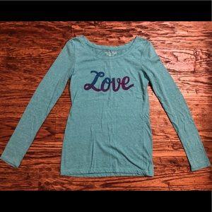 Love Long Sleeve